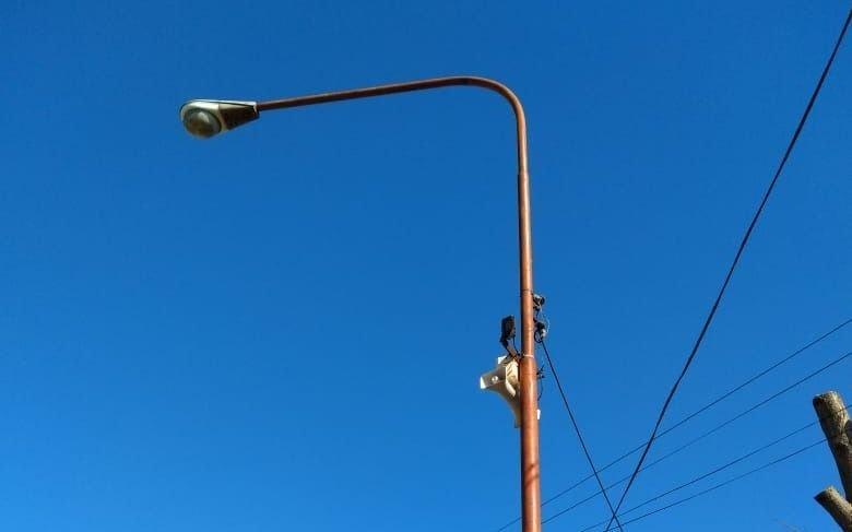 Boca de lobo: les arreglaron las luminarias  pero a los pocos días dejaron de funcionar