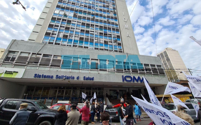 Sin acuerdo entre el IOMA y la AMP: los afiliados otra vez serán atendidos de manera particular