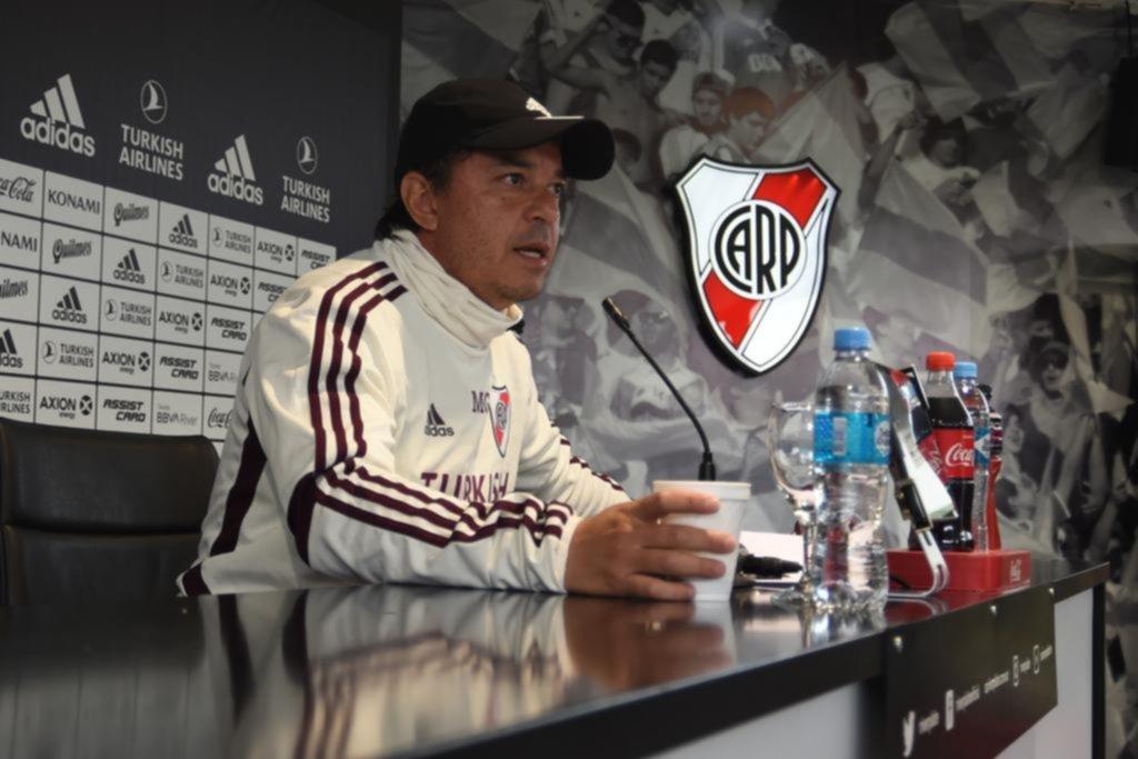 """Gallardo contra la Conmebol: """"No se puede jugar a cualquier precio y a como dé lugar"""""""