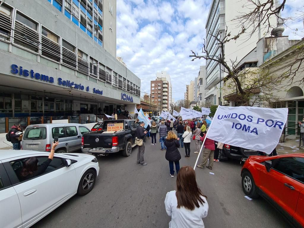 IOMA: negociaciones truncas y los afiliados desamparados