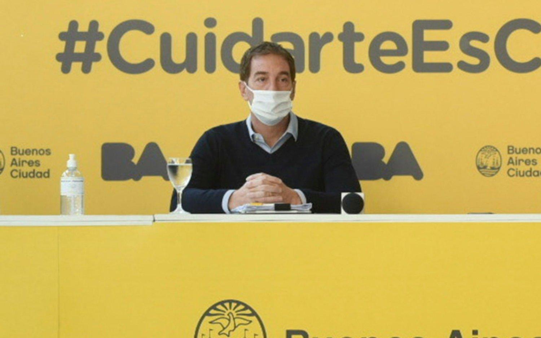 """Santilli: """"La relación con el Gobierno nacional se lesionó"""""""