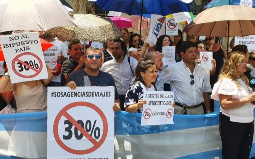 Las agencias de Turismo se movilizarán mañana en La Plata para exponer sus problemas