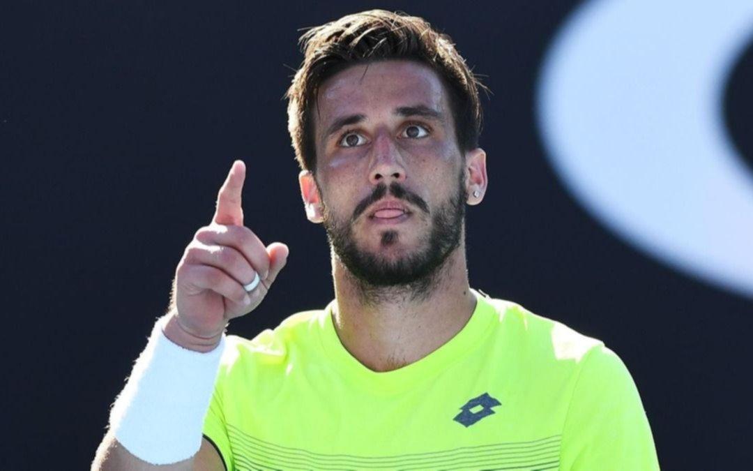 """Cinco jugadores de tenis excluidos de Roland Garros por """"positivo"""" en coronavirus"""