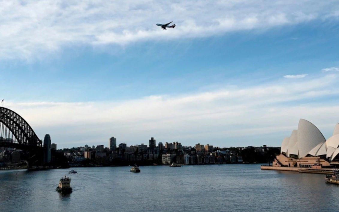 El vuelo que no irá a ninguna parte, el pasaje más vendido de la historia en Australia