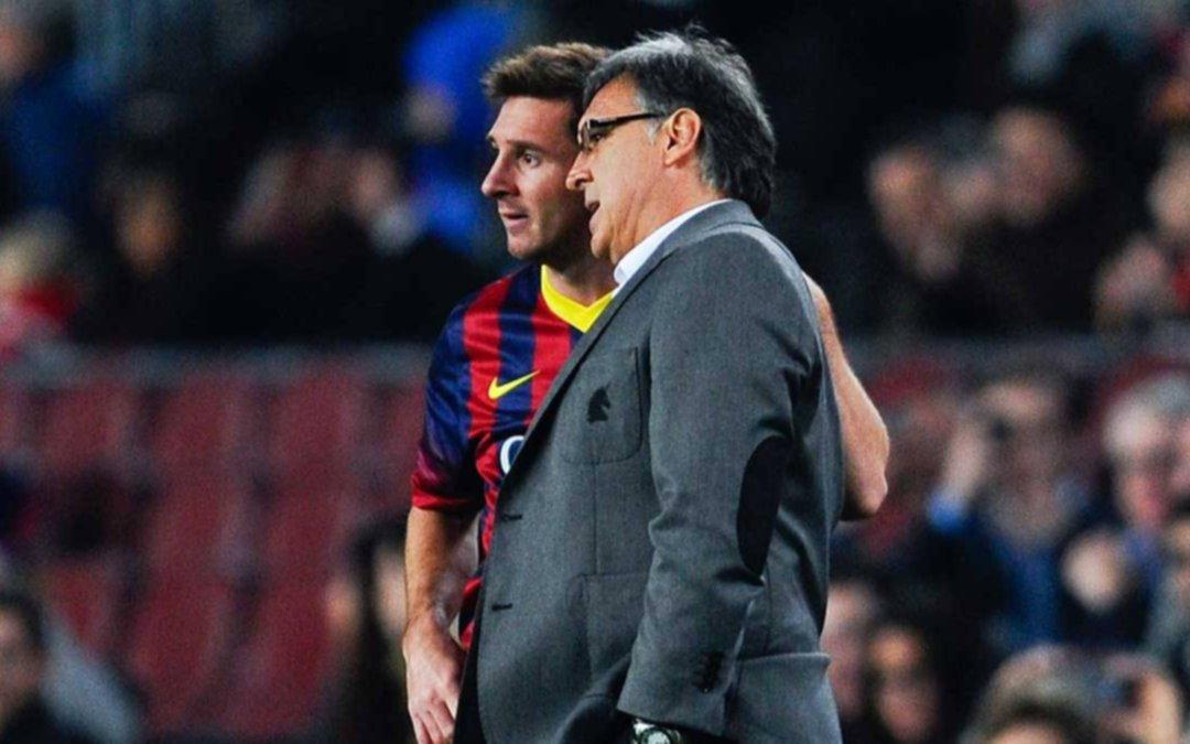 La explosiva frase de Martino a Messi que pone de manifiesto el poder del 10 en Barcelona
