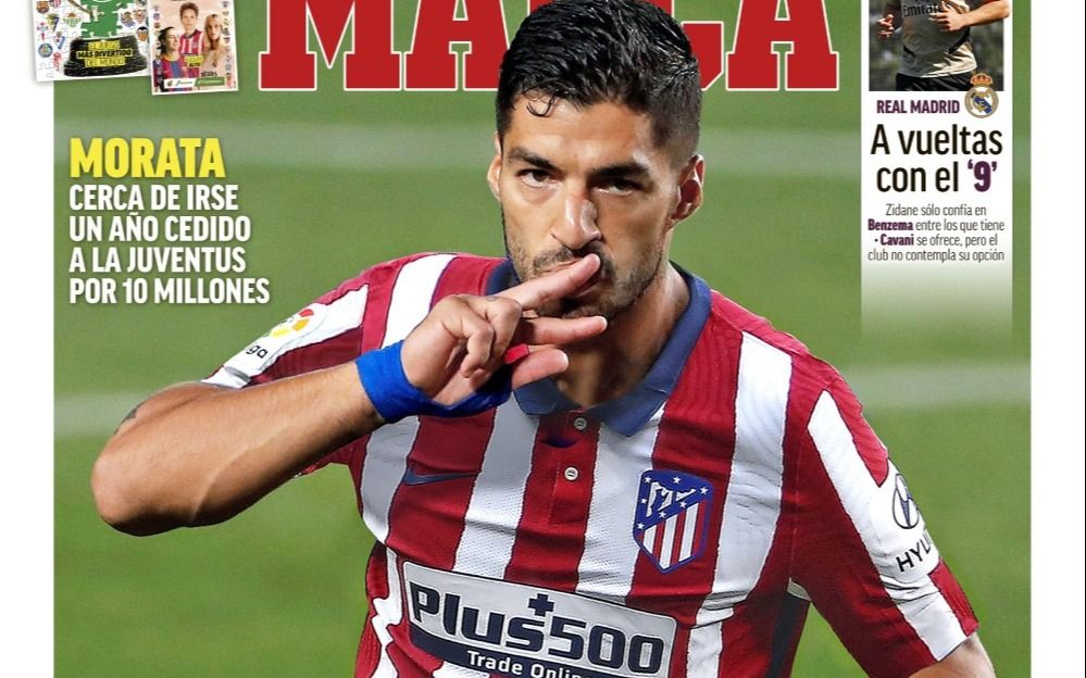 Si finalmente Suárez llega al Atlético, será por la insistencia del Cholo Simeone