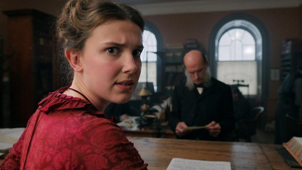 """""""Enola Holmes"""": el universo de Sherlock en clave femenina"""