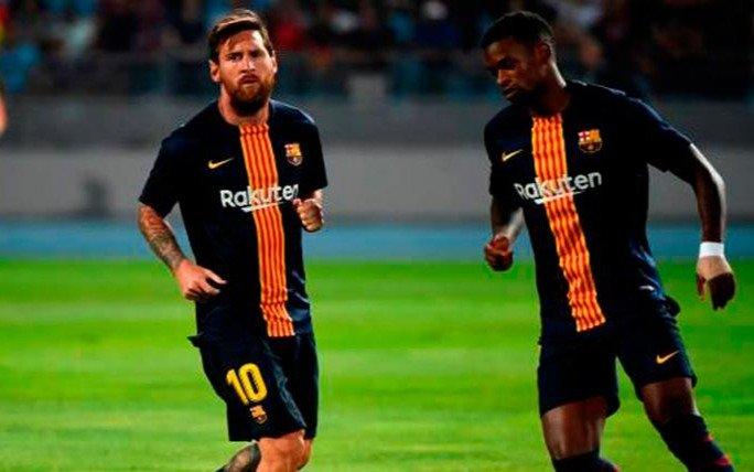 Otro compañero menos para Messi: Barcelona sigue desprendiéndose de jugadores