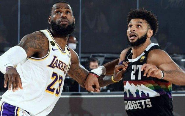 Los Angeles Lakers cayeron en la final del Oeste frente aDenver Nuggets
