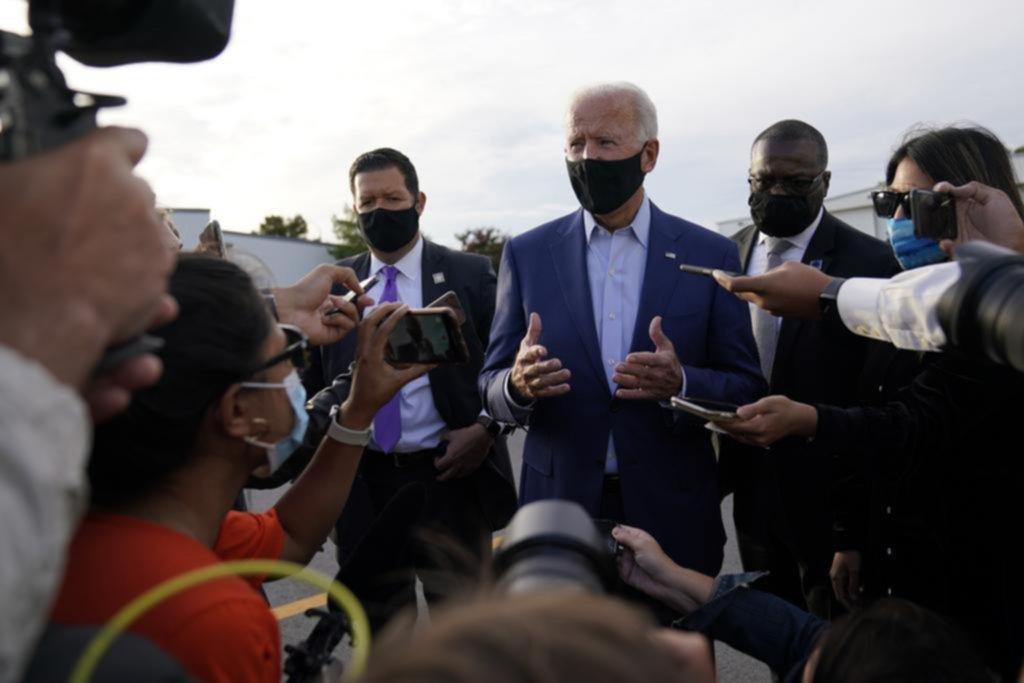 Aumenta la ventaja de Biden entre los hispanos de Florida