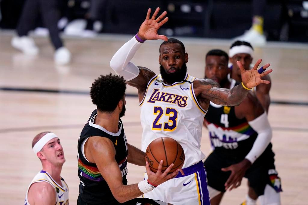 Los Lakers buscan tomarse revancha