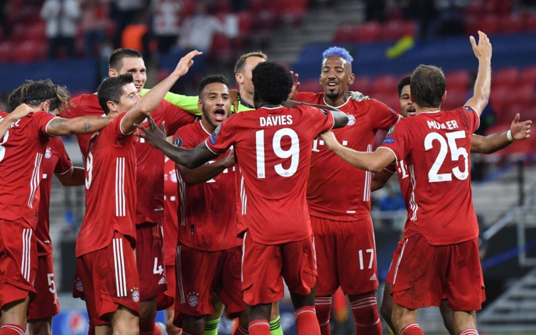 Sevilla y el poderoso Bayern Münich definen la Supercopa de Europa