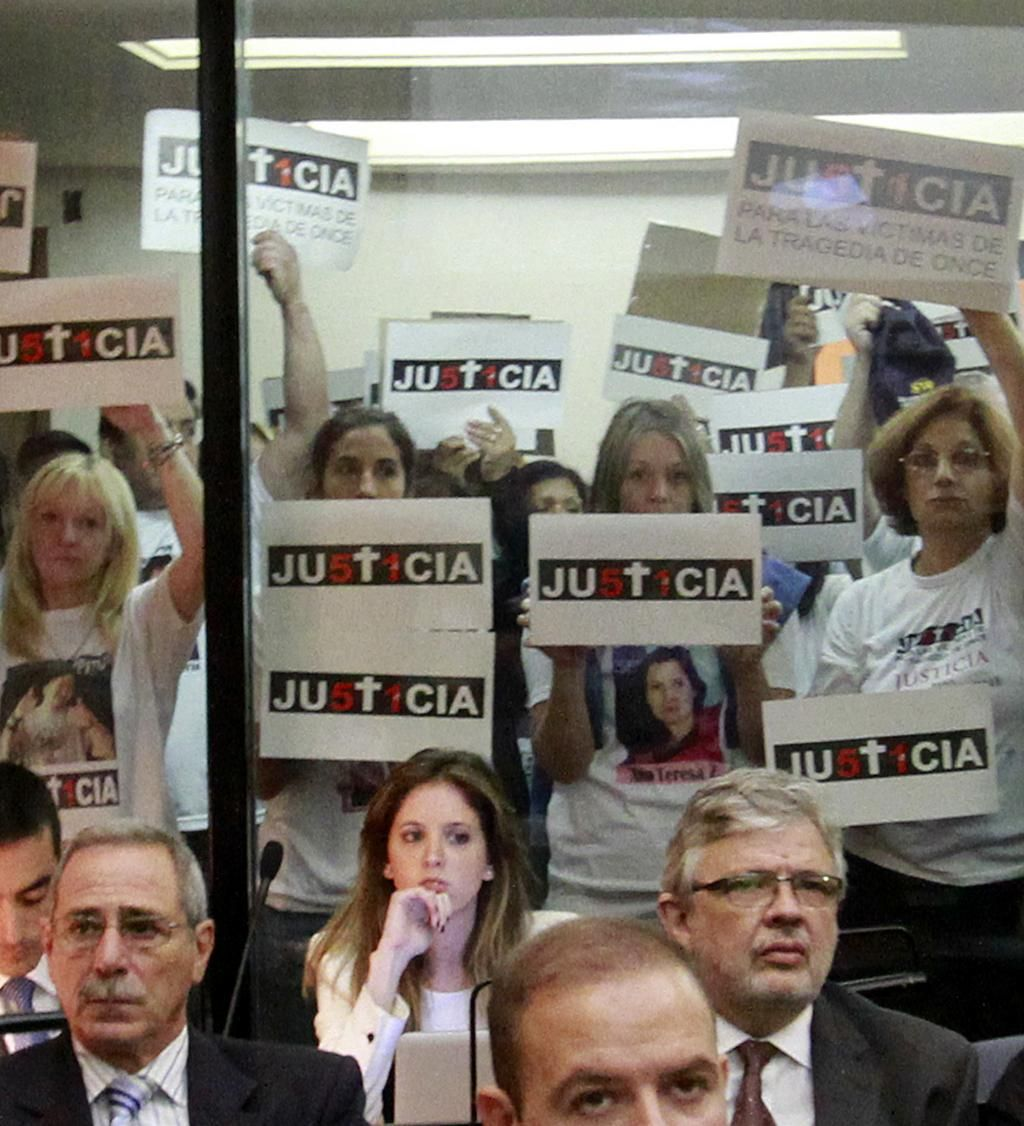 La Corte Suprema confirmó las condenas por la tragedia de Once