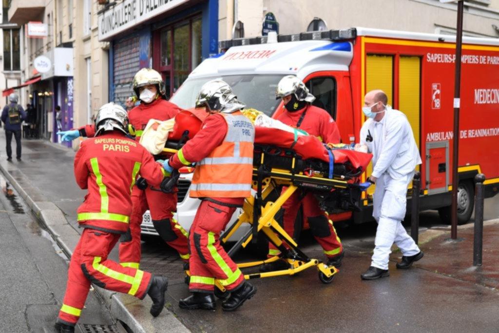 """Un """"ataque terrorista islamita"""" reabre las heridas en París"""