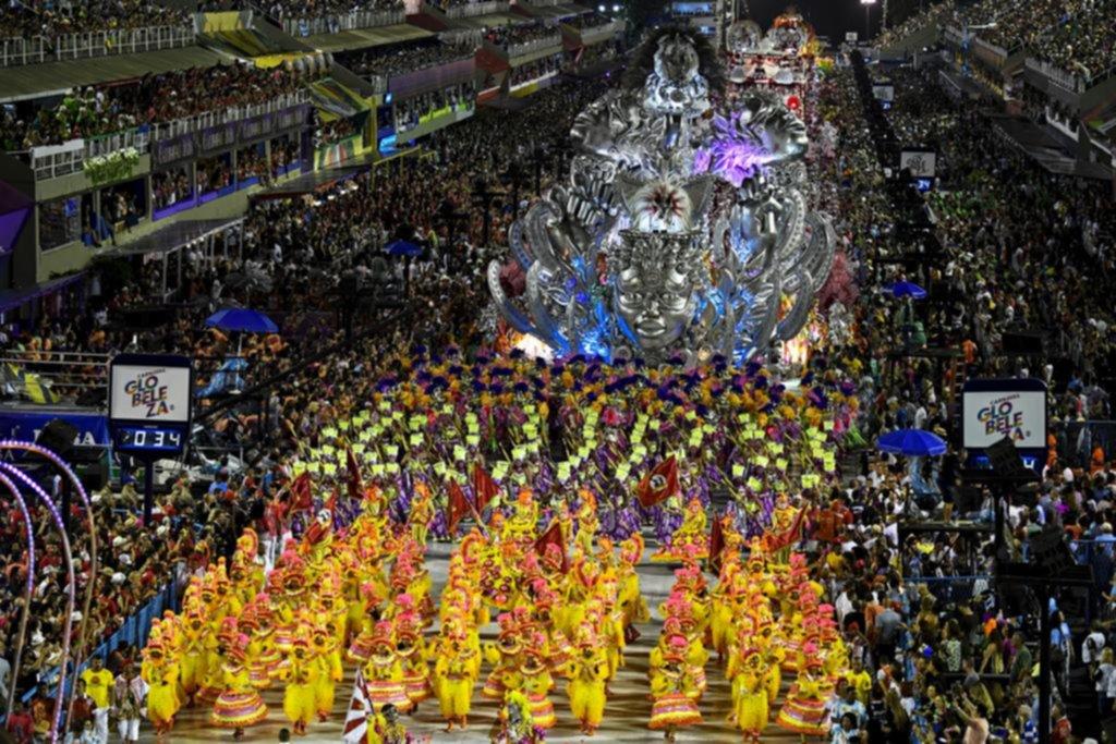 Por primera vez en 108 años, no se hará el tradicional Carnaval de Río de Janeiro