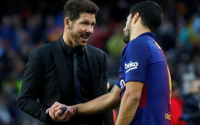 """Suárez nos dará mucho poder ofensivo"", dijo el ""Cholo"" Simeone"