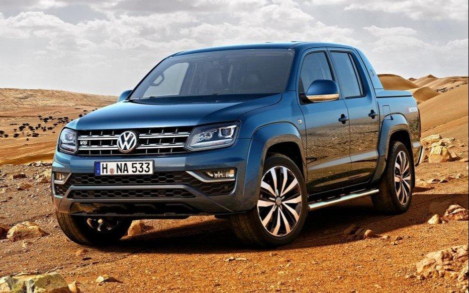 Volkswagen analiza retirar hasta 200.000 Amarok por defecto en rueda de repuesto