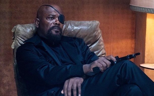 Samuel L. Jackson vuelve con su personaje de Nick Fury en una serie de Disney+