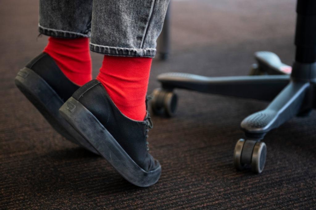 Gimnasio en el trabajo: ejercicios para la oficina