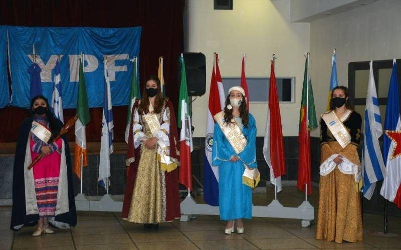 Se cerró en Berisso con un acto simbólico la 43º Fiesta del Inmigrante