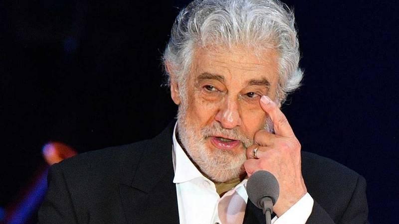 """""""Me equivoqué en quedarme callado"""", tiró Plácido Domingo"""