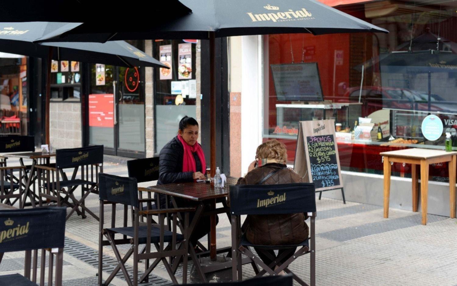 Hotelería y gastronomía perdió el doble de empleos que otros rubros de la economía