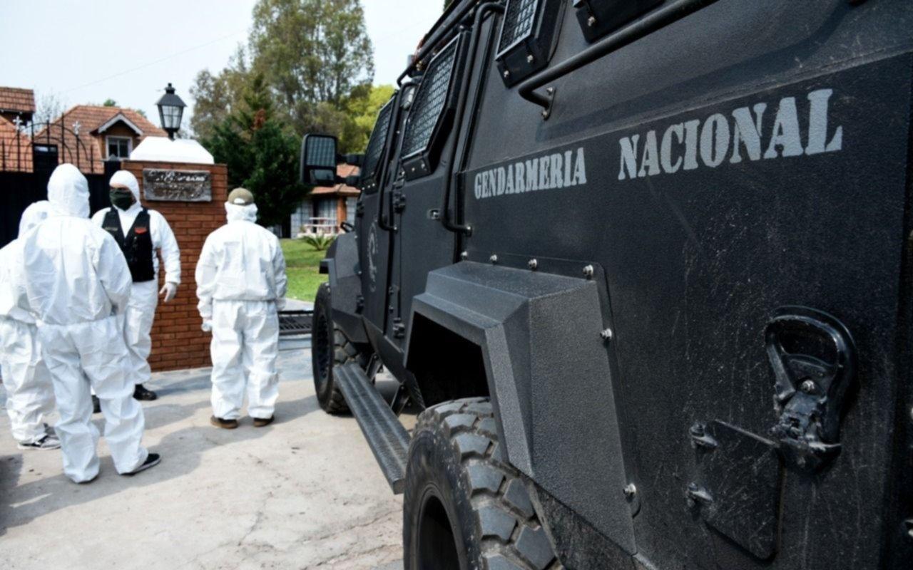"""Operación """"Reina Tití"""": incautan casi 400 kilos de cocaína en plena Ruta 9"""