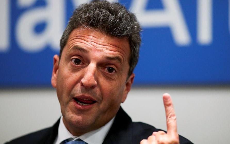 Sergio Massa condenó la muerte del policía en Palermo y respaldó el uso de Taser