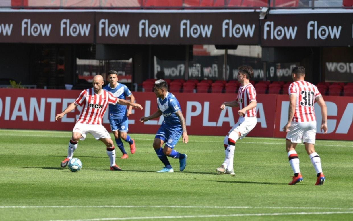El Pincha cayó ante Vélez en su primer amistoso de la temporada