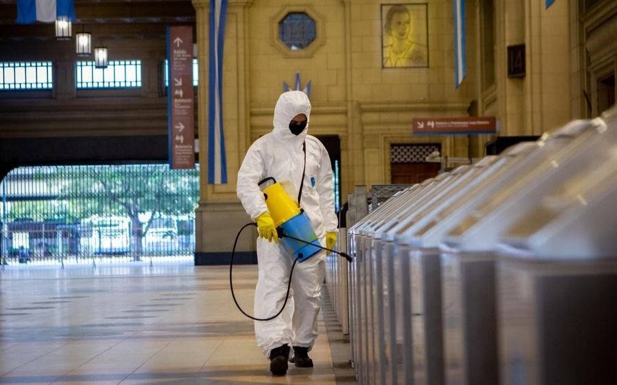 Sigue en alza el coronavirus en Argentina: 14.392 nuevos casos y 419 muertes