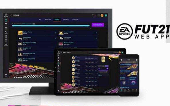 EA Sports lanzó la Web App de FIFA 21