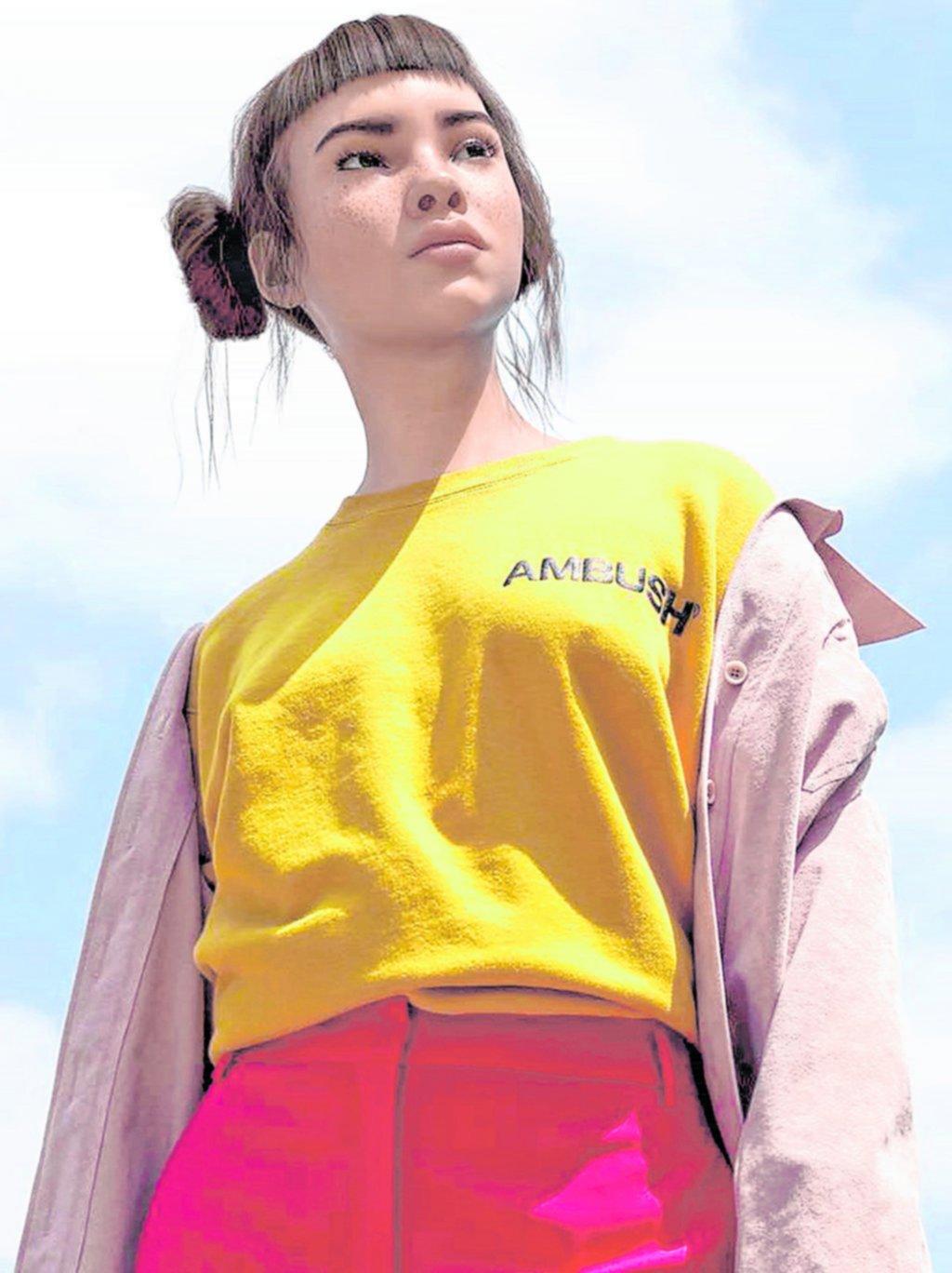 Tendencias: ropa virtual, el último grito de la moda para mostrar en las redes