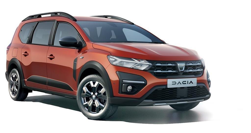 Dacia Jogger: una rural con look aventurero