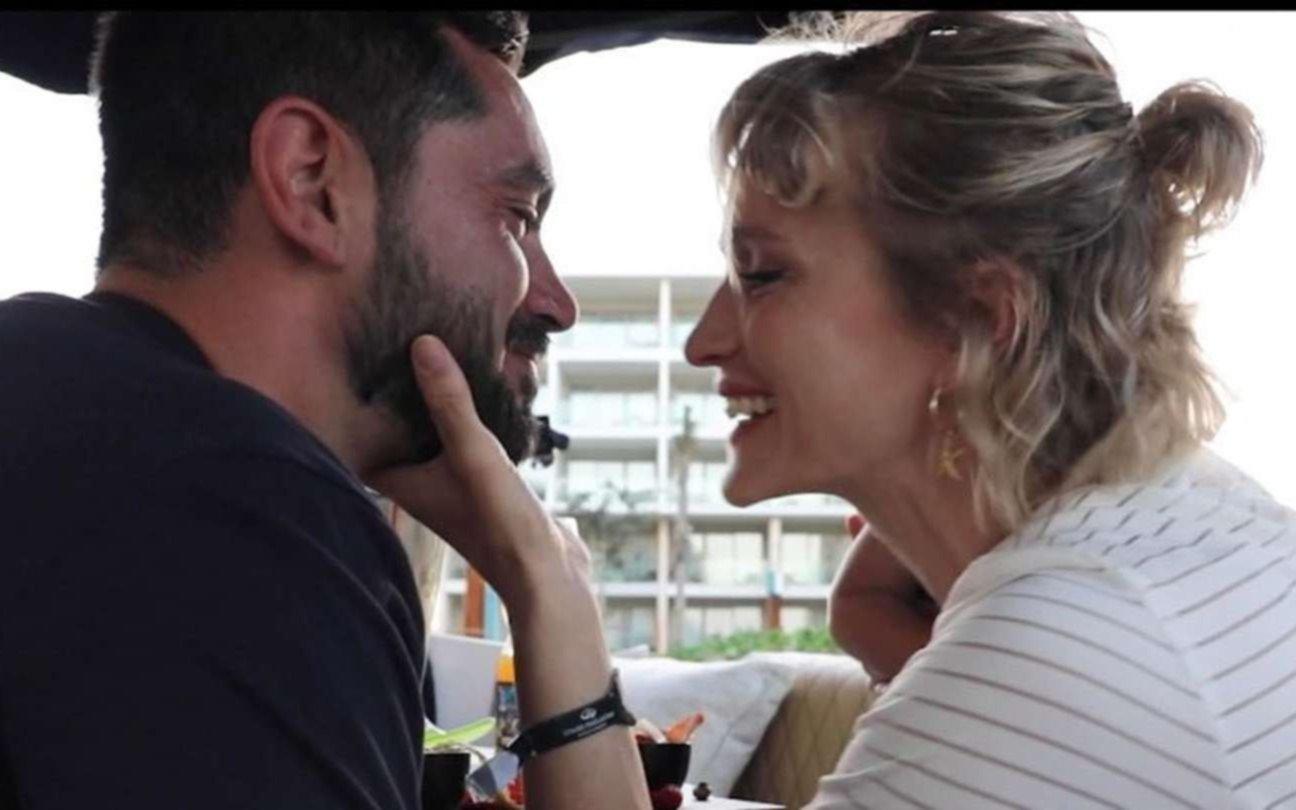 Gonzalo Heredia enfrentó los rumores de separación con Brenda Gandini