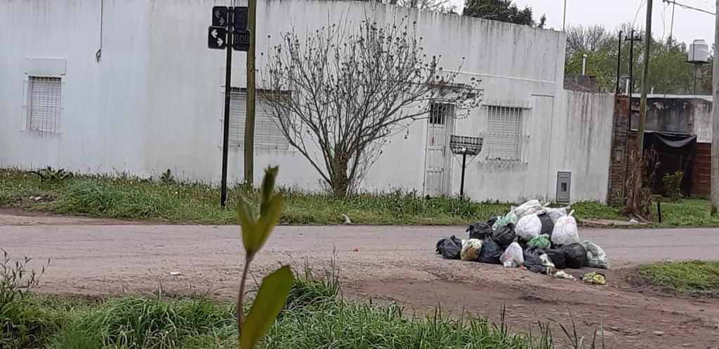 Quejas por el sistema de recolección de basura en la zona de 10 y 609