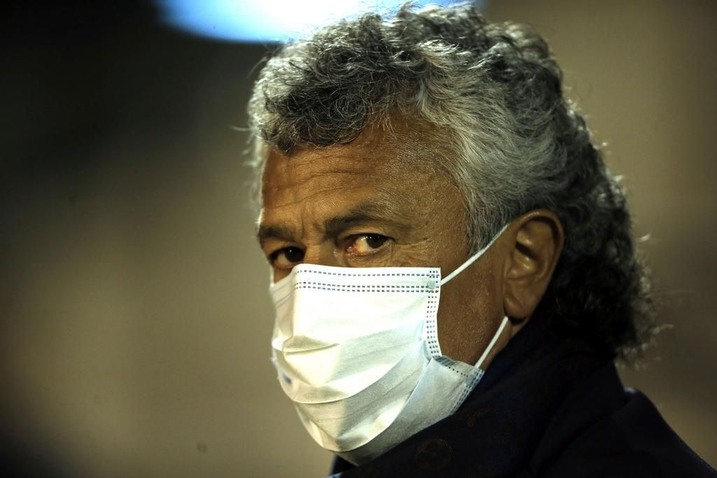 """""""Frente a Vélez fuimos mucho más equipo que el otro día con Godoy Cruz, en Mendoza"""""""
