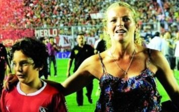 """Jugó con Messi y fue DT del Pincha: quién es el marido de una participante de """"Bake Off"""""""