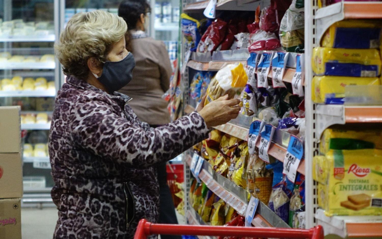 La inflación de agosto fue del 2,5%, según el Indec