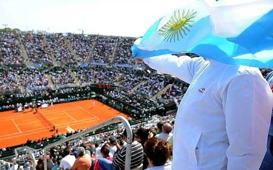 Argentina jugará con público la Copa Davis ante Bielorrusia: tendrá un aforo del 70%