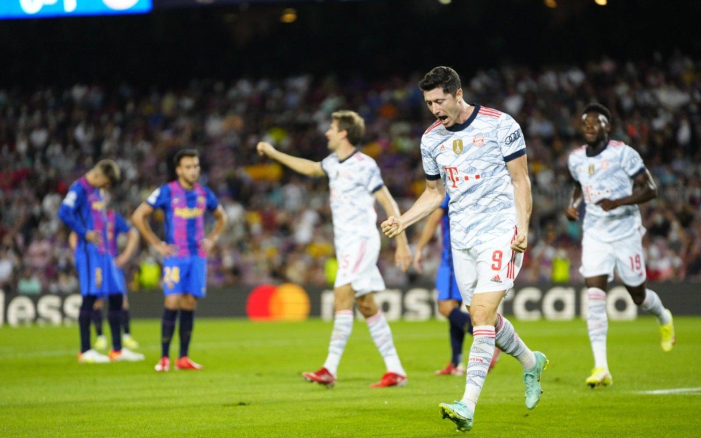 Barcelona sin Messi: perdió por paliza 3 a 0 ante el Bayern en el debut de la Champions