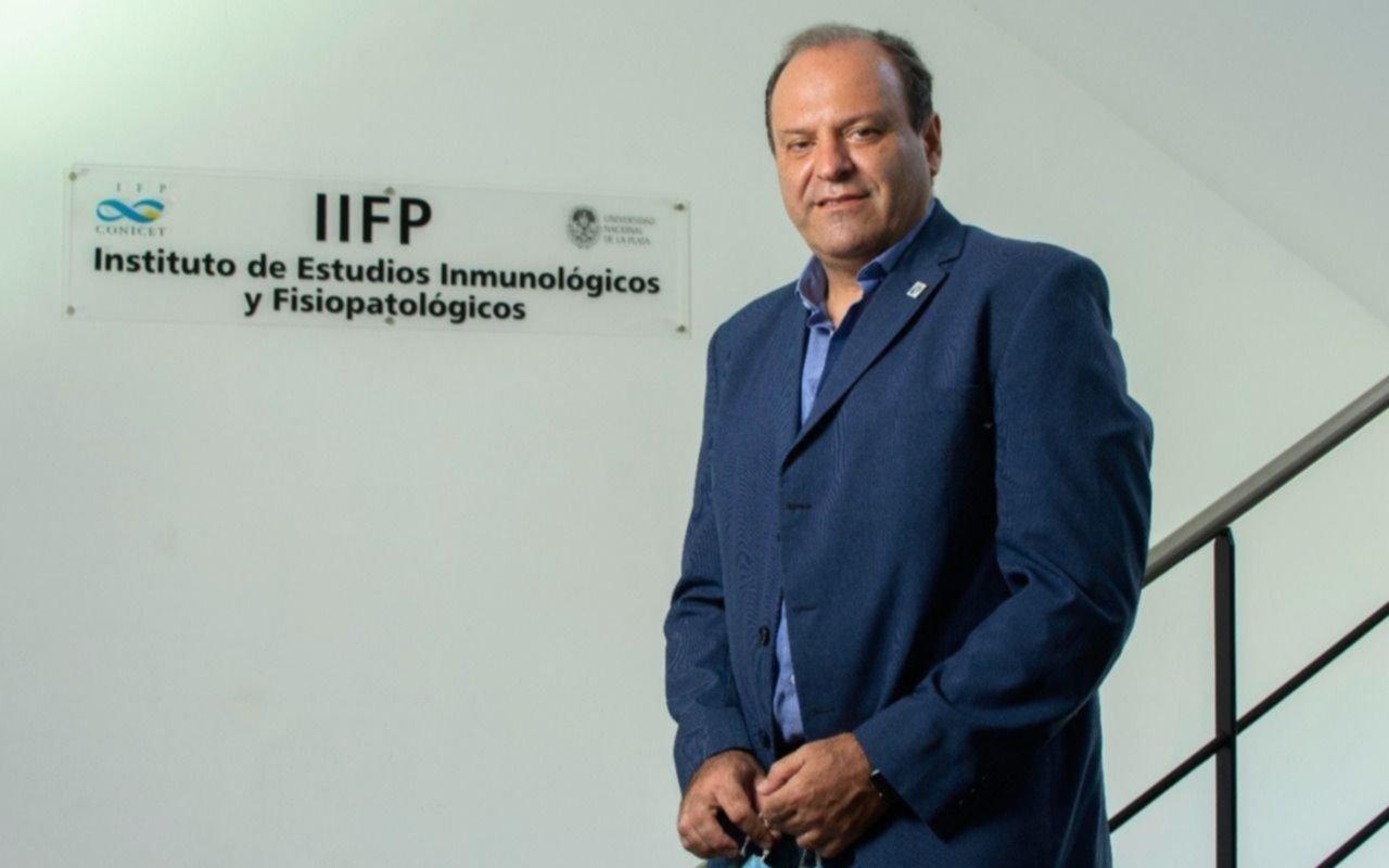 """Guillermo Docena, director del proyecto ARGENVAC sobre los antivacuna: """"Es absolutamente ilógico"""""""