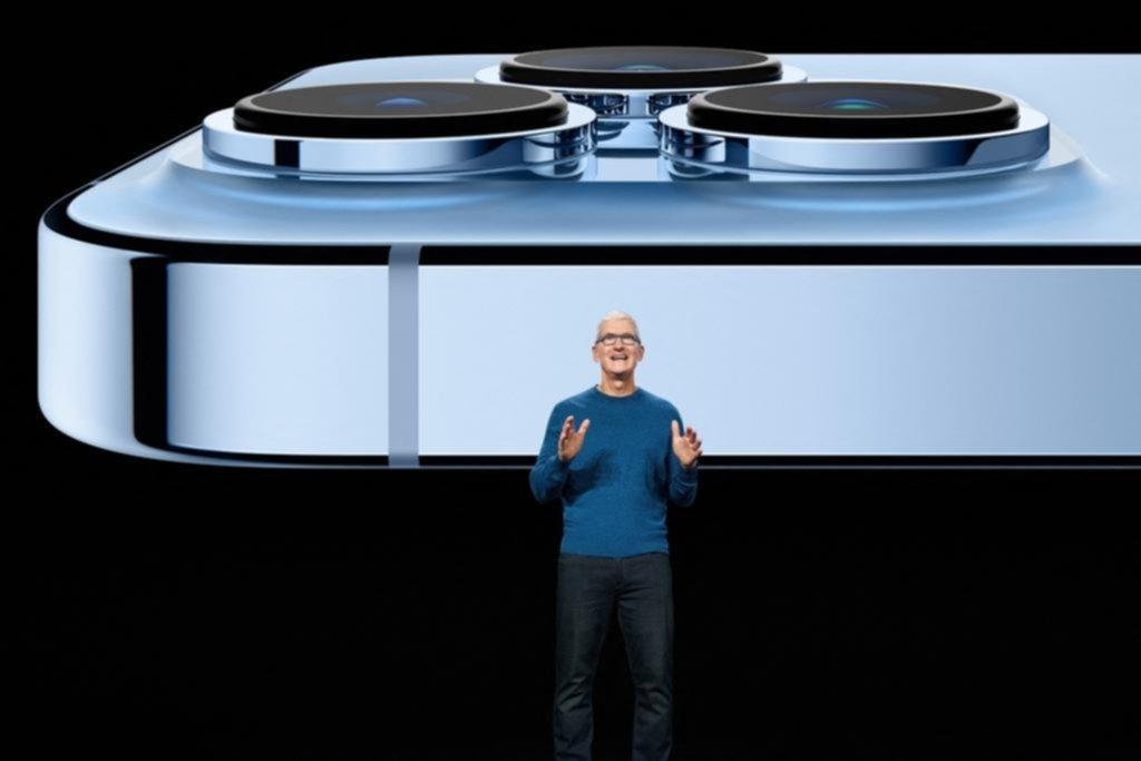 Lo nuevo de Apple Presentó el iPhone 13 en su evento clave del año