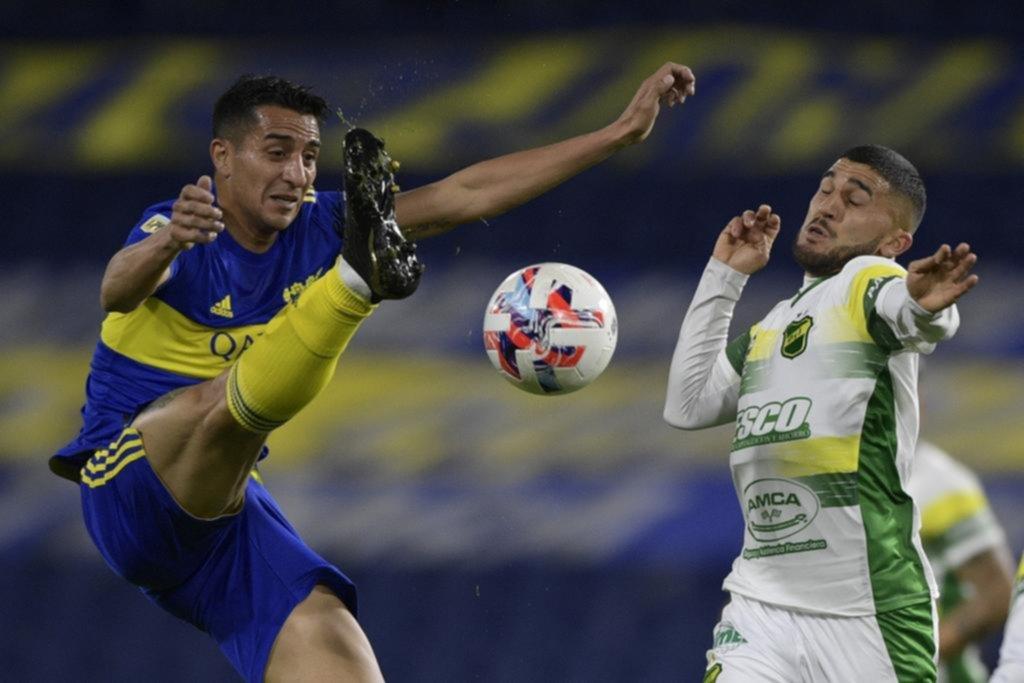 Para Boca, el empate con Defensa le dejó un punto con gusto a poco