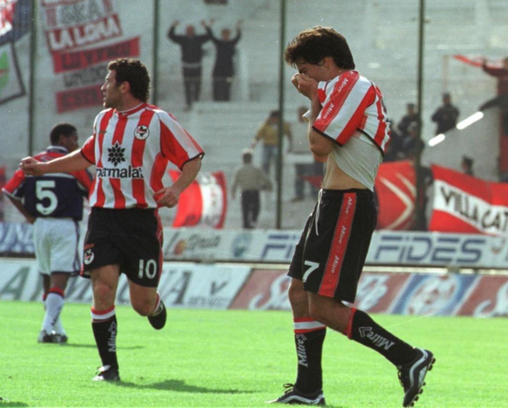 Aquel 1 a 0 con gol de Farías en el 2000, la última vez que el León rugió en Santa Fe