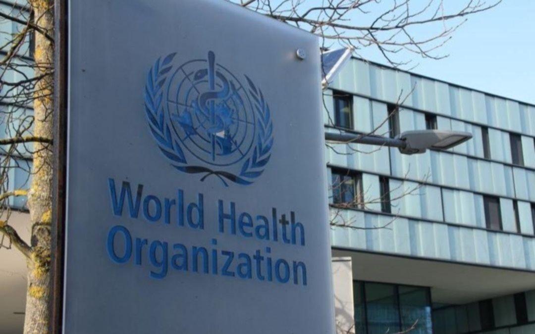 Un dato alentador de la OMS sobre la pandemia, entre tanta pálida