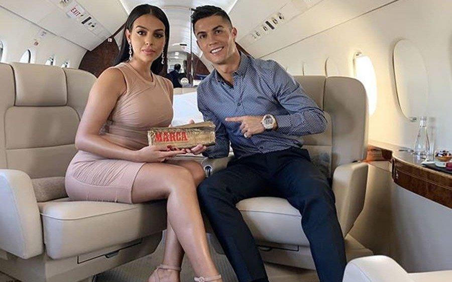 La novia argentina de Cristiano Ronaldo cuenta secretos e intimidades en un Reality