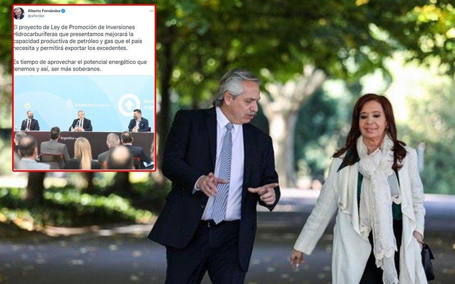 En medio del cimbronazo del Gabinete, Alberto Fernández defendió a Guzmán por redes sociales