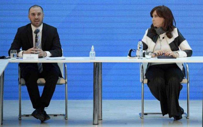 Cristina Kirchner llamó a Martín Guzmán en medio del caos político: habrá una reunión