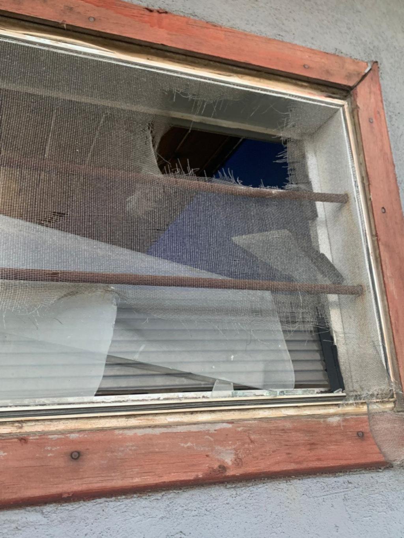 Una joven fue desmayada a golpes por su pareja en Villa Elisa
