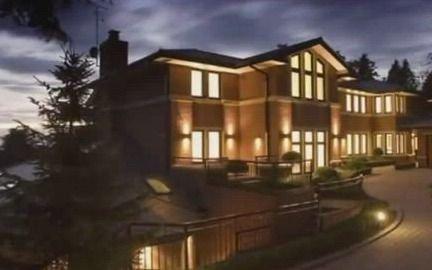 """El insólito motivo por el que CR7 se """"tuvo que mudar"""" desu lujosa mansión en Manchester"""